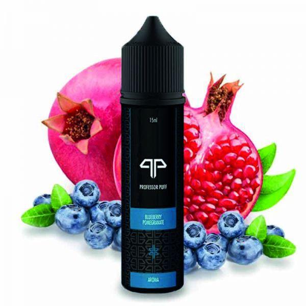 Professor Puff Blueberry Pommegranate