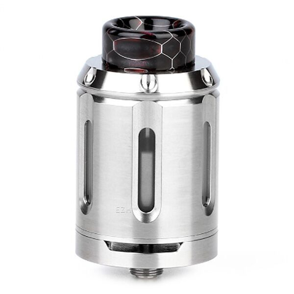 Squid Industries - PeaceMaker XL RTA / Selbstwickler Tank
