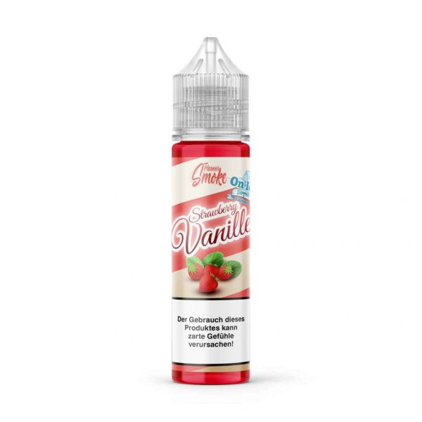 Flavour Smoke - Strawberry Vanille ICE 20ml Aroma
