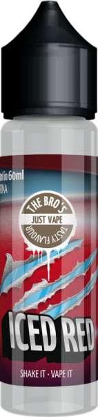 The Bro´s - Iced Red Aroma