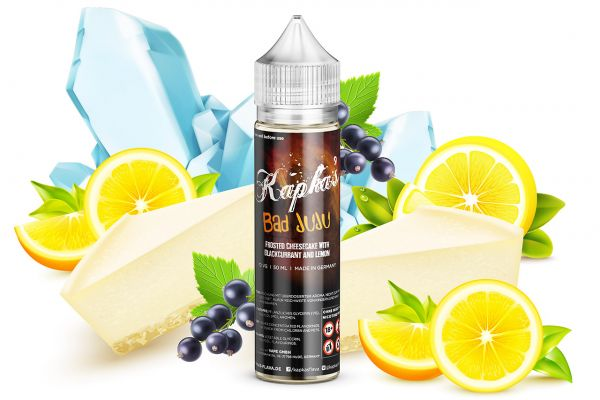 Kapka's Flava - Bad Juju 50ml Plus