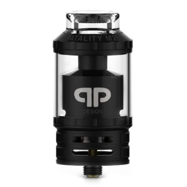 QP Design - Fatality M25 RTA Selbstwickler Tank