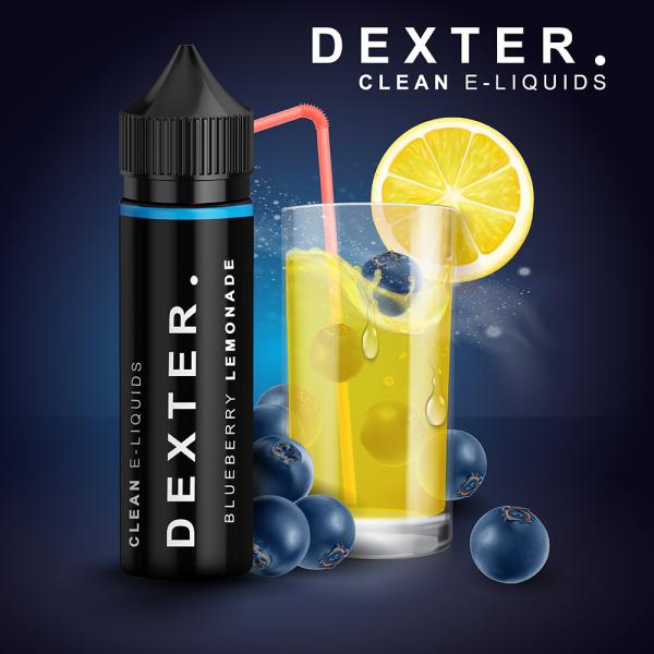 Dexter. - Blueberry Lemonade 15ml Aroma