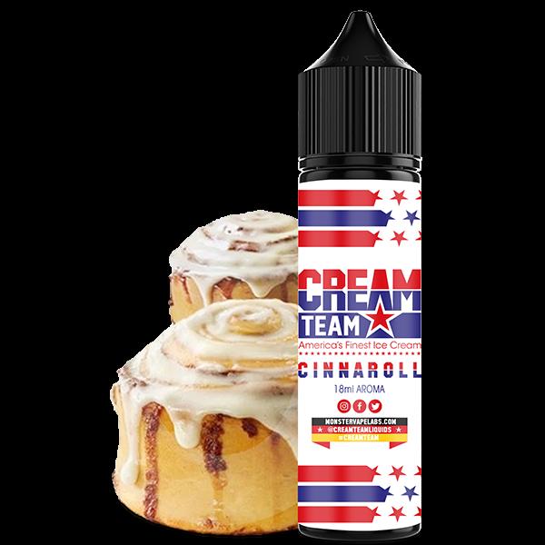 Cream Team - Cinnaroll 18ml Aroma
