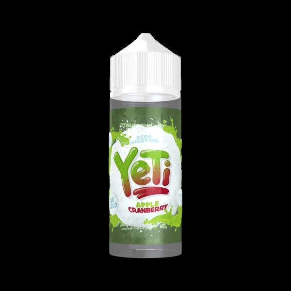 Yeti - Apple Cranberry 100ml Liquid