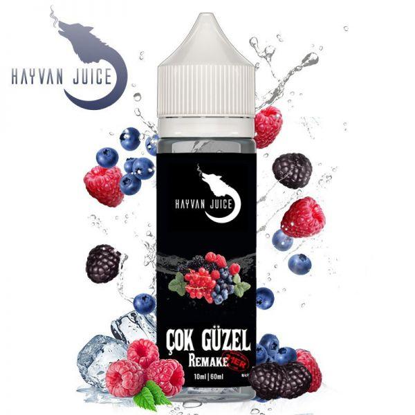 Hayvan Juice - Cok Güzel - Remake 31er Aroma 10ml