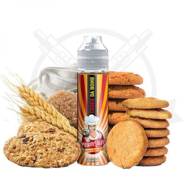 Cream Queen - Cookie Da Bomb Aroma 20ml