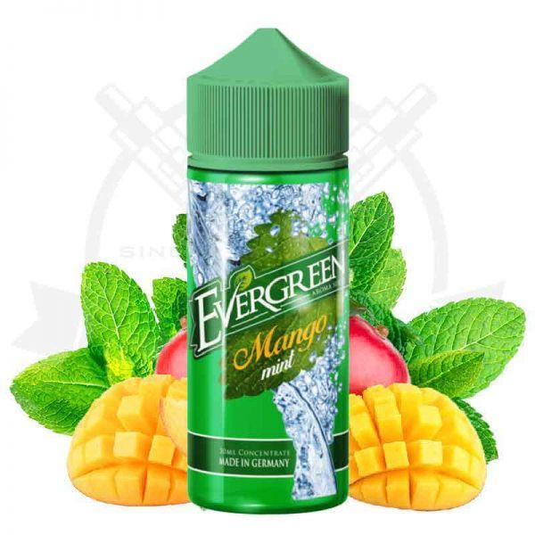 Evergreeb Mango Mint Aroma