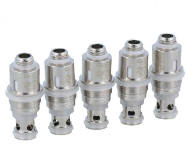 VapeOnly - vPipe III NiCr 0,7 Ω Coils - 5 Stück