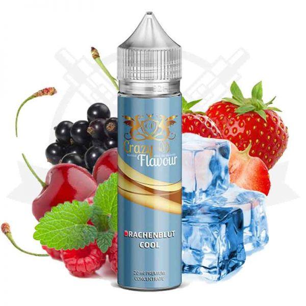 Crazy Flavour Drachenblut Cool Aroma 20ml