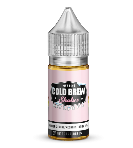 Nitro`s Cold Brew Aroma Key Lime Pie 30 ml