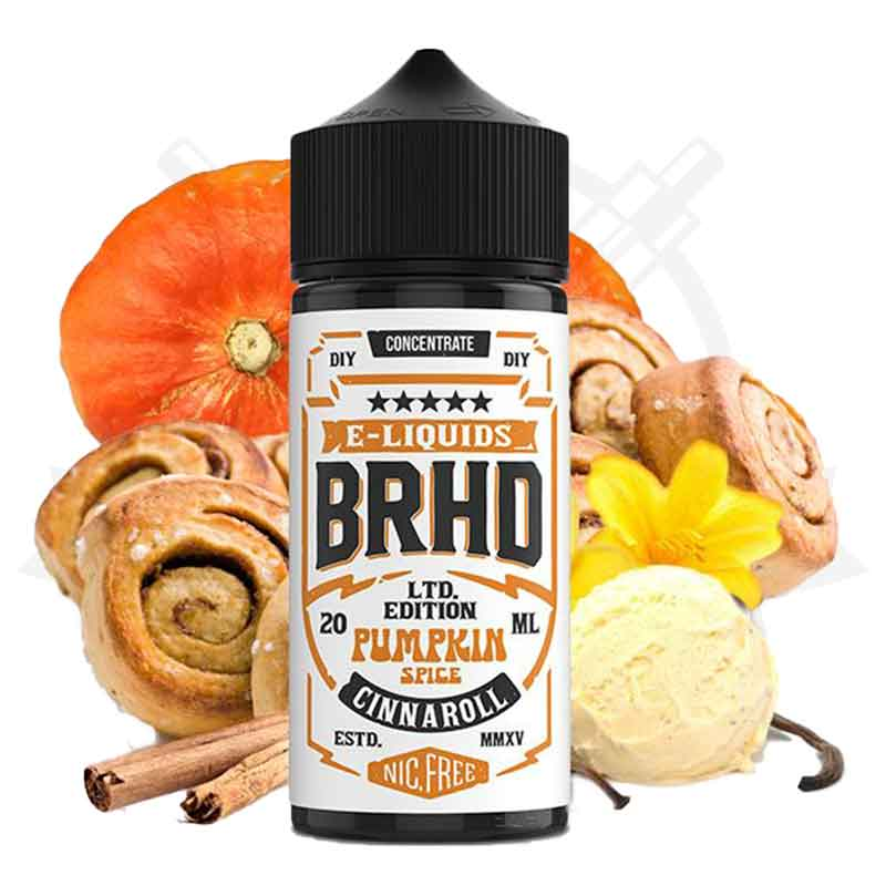 Barehead-Pumpkin-Spice-Cinnaroll-Aroma