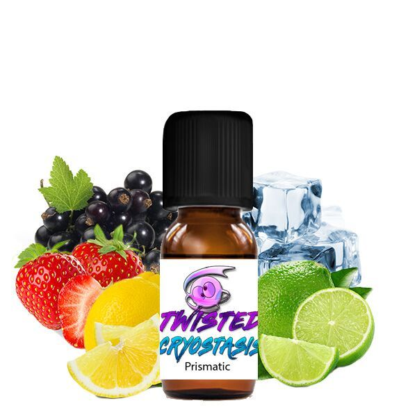 Twisted - Cryostasis - Prismatic 10ml Aroma