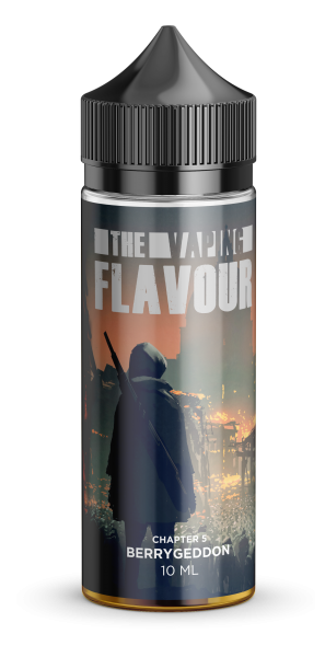 The Vaping Flavour Ch.5 - Berrygeddon 10ml Aroma
