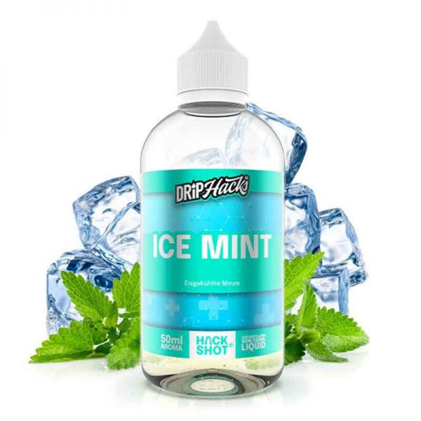 Drip Hacks Ice Mint Aroma 50ml