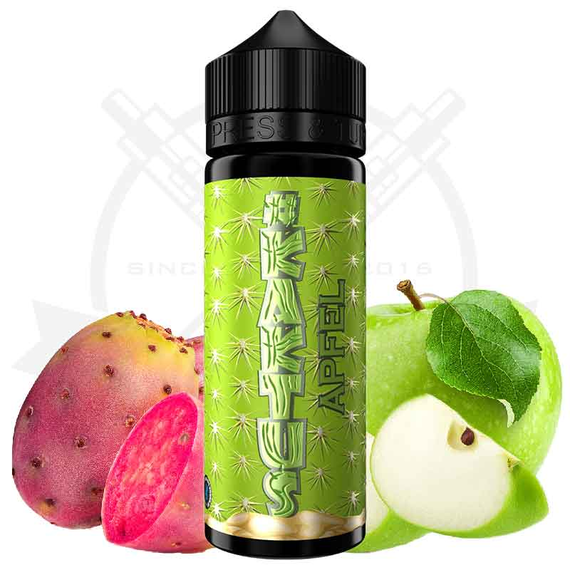 Kaktus-Apfel-Aroma