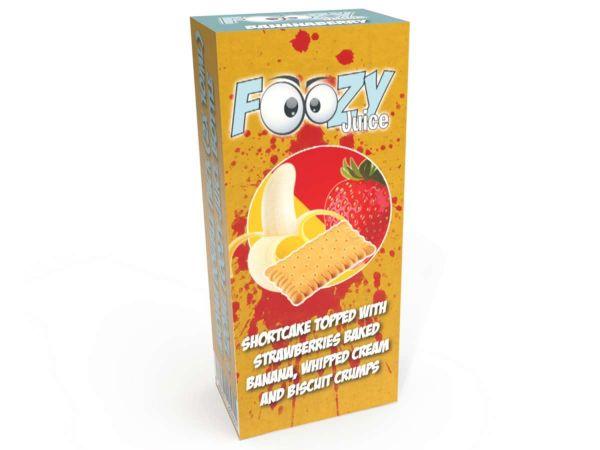 Foozy Juice - Bananaberry 20ml Aroma