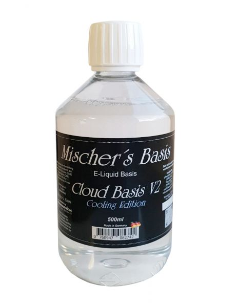 Mischer`s Cloud Basis V2 Cooling Edition - 500ml