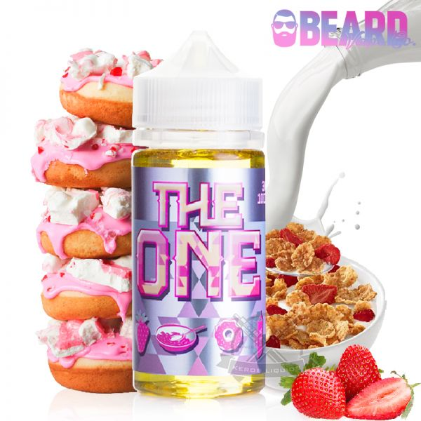 Beard Vape Co. - The One Lemon