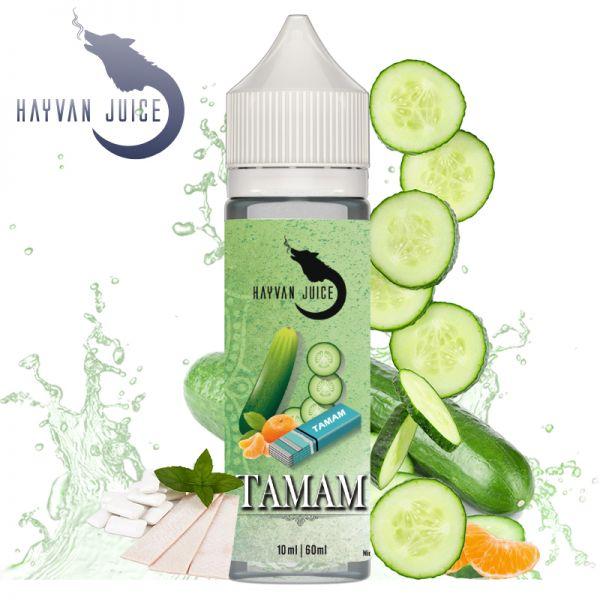 Hayvan Juice - Tamam 10ml Aroma