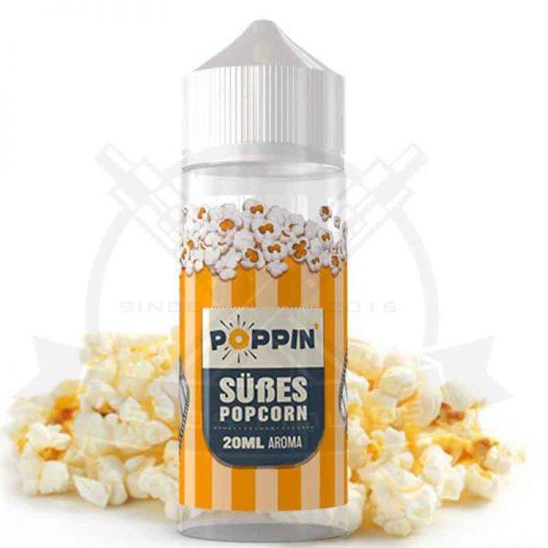 Poppin Süßes Popcorn Aroma 20ml
