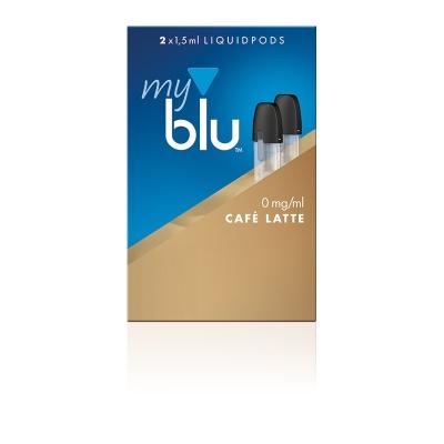 My Blu - Café Latte Liquidpod