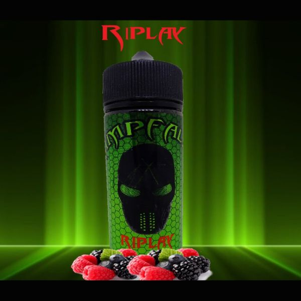 Dampfalien - Aliens RIPlay! 100ml Liquid