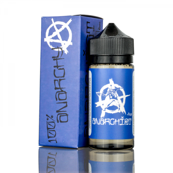 Anarchist - Blue 100ml Liquid