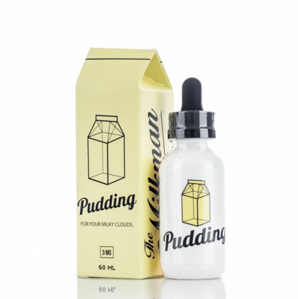 The Milkman Classics - Pudding 50ml