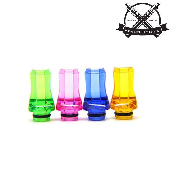 510 MTL Drip Tip Kunststoff