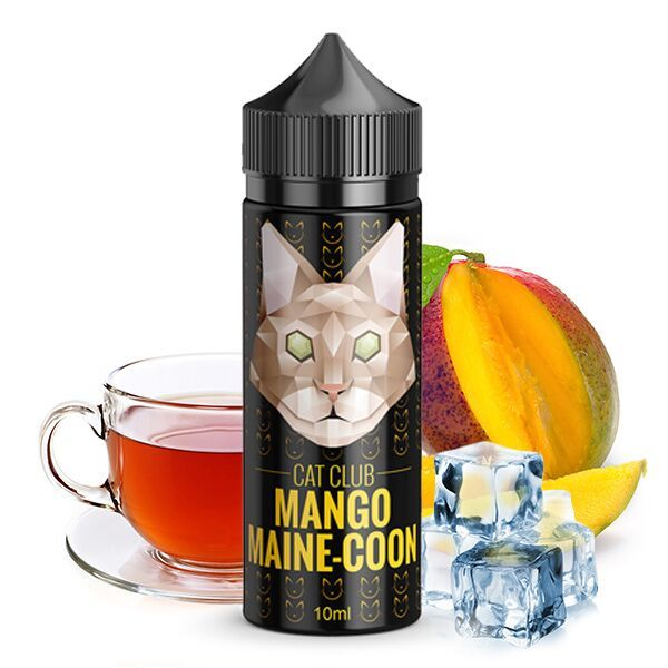 Cat Club Mango Maine-Coon Aroma 10 ml