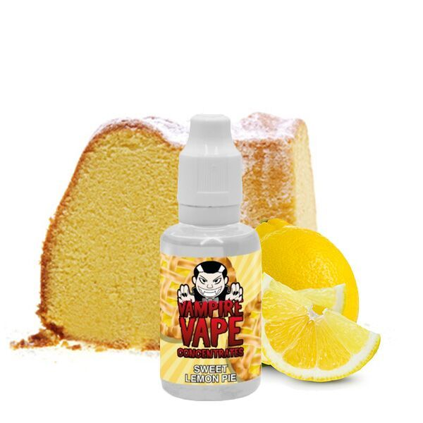 Vampire Vape - Sweet Lemon Pie Aroma 30ml