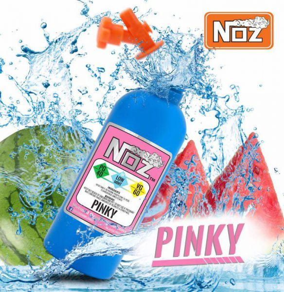 NOZ - Pinky Mint 50 ml