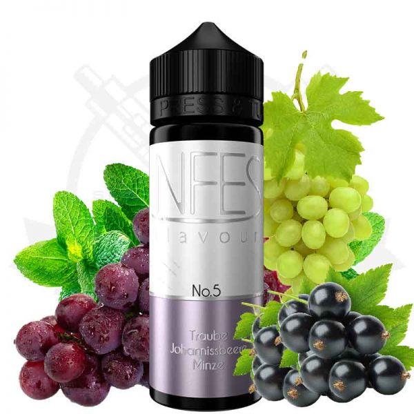 NFES - No.5 Traube Johannisbeere Minze Aroma