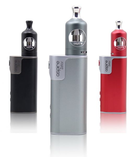 Aspire Zelos & Nautilus 2 - 50W Kit