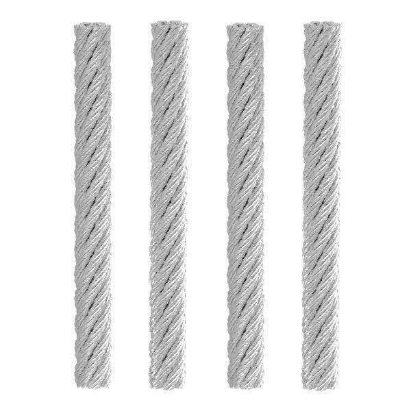 VapeFly - Brunhilde MTL RTA - Steel Wire / Stahldochte 4x