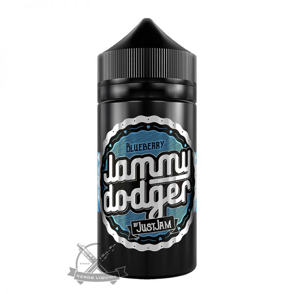 Jammy Dodger by Just Jam - Blueberry Plus