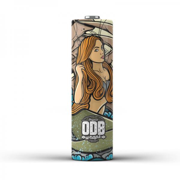 ODB Wraps - Mermaid