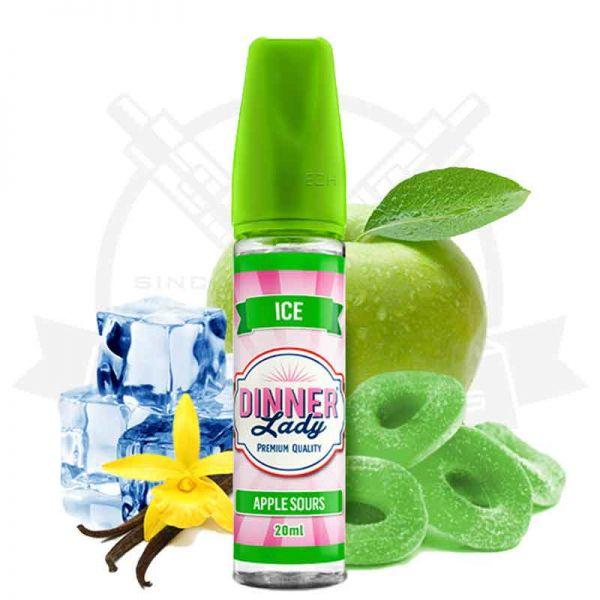 Dinner Lady ICE Apple Sours Aroma 20ml