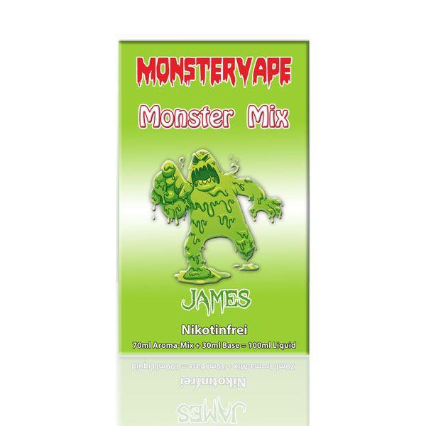 Monster Mix - Mix 'n Vape - James