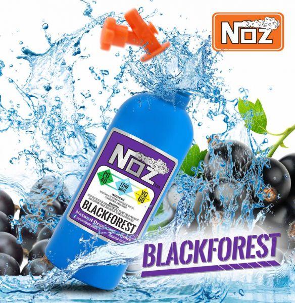 NOZ - Blackforest Low Mint 50 ml
