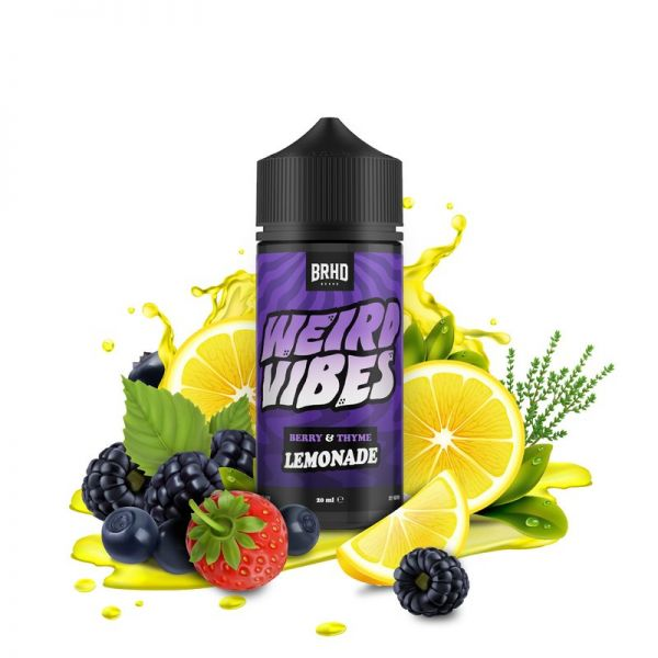 BRHD -Berry & Thyme - Lemonade 20ml Aroma