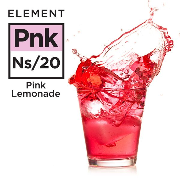 Element - Pnk Nikotinsalz Liquid 10ml