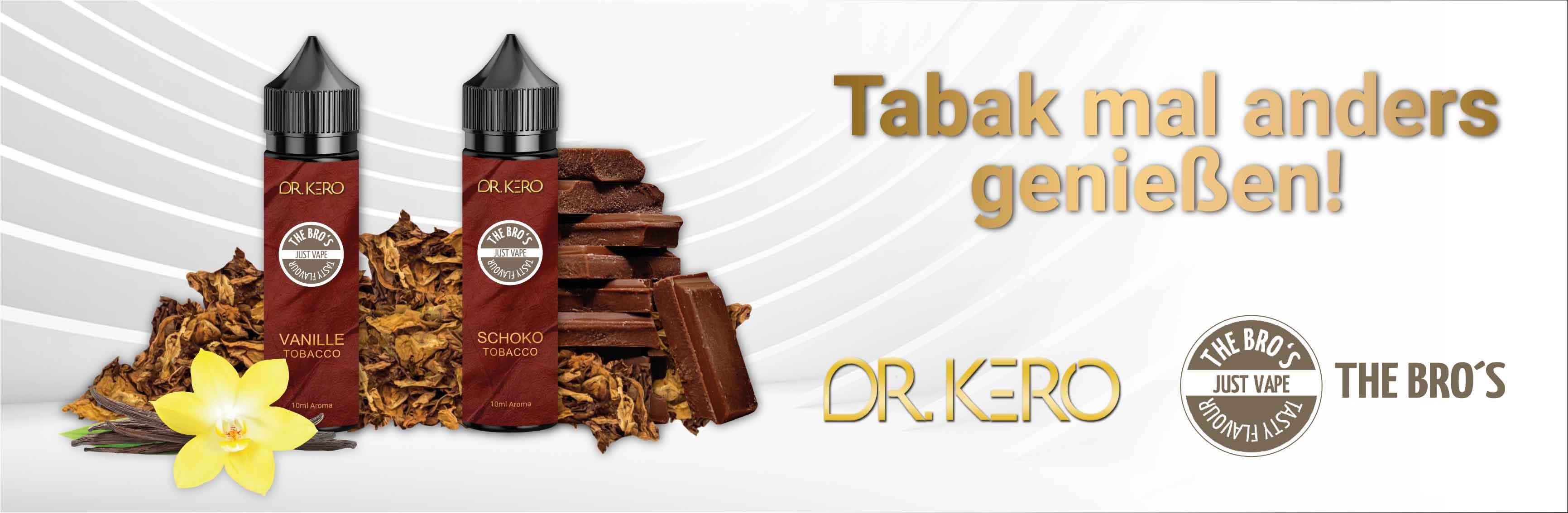 Dr-Kero-The-Bro-s-Tabak-Aromen