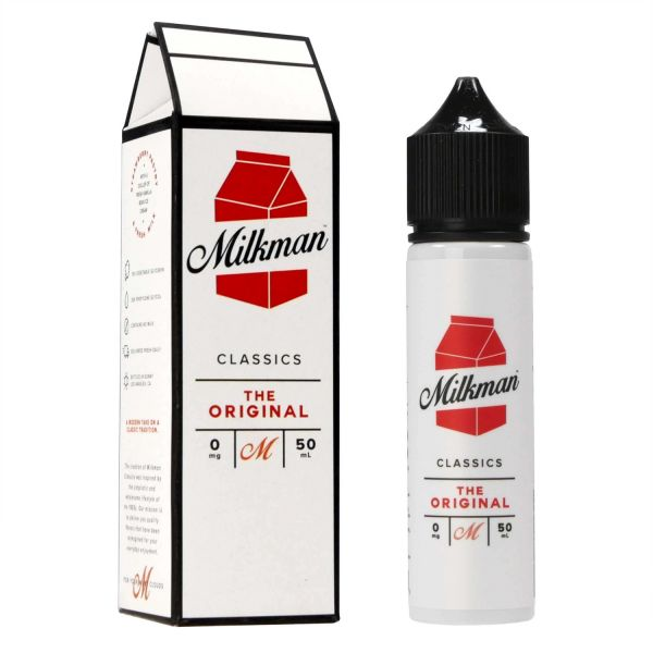 The Milkman Classics - The Original 50ml
