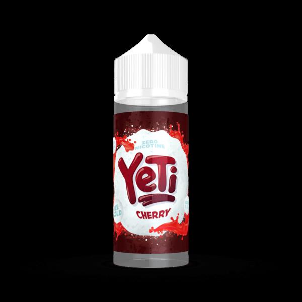 Yeti - Cherry 100ml Liquid