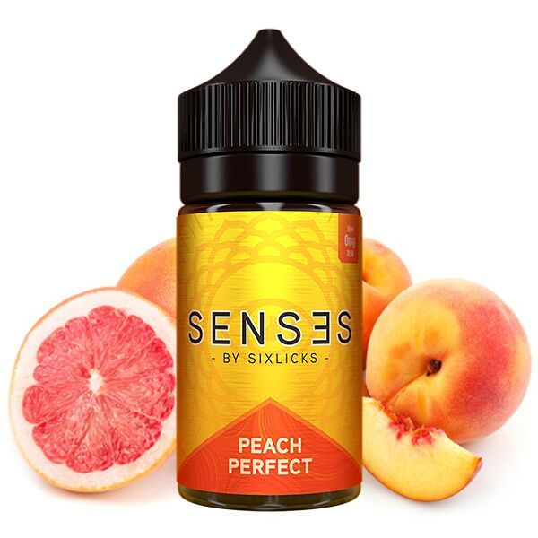 SENSES by Six Licks Peach Perfect Liquid 50ml