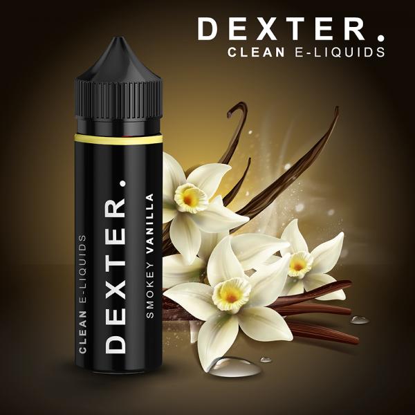 Dexter. - Smokey Vanilla 15ml Aroma
