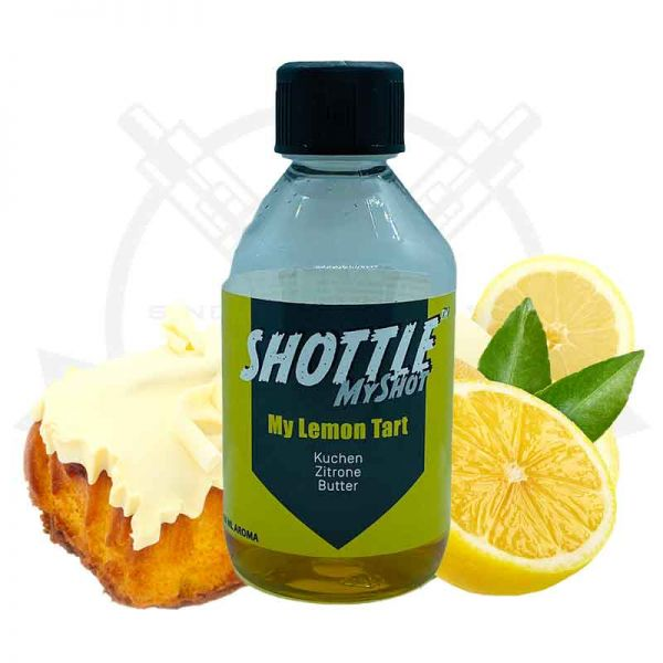 Shottle MyShot My Lemon Tart 50ml Aroma