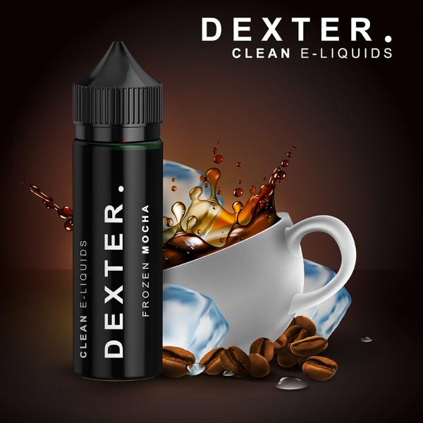 Dexter. - Frozen Mocha 15ml Aroma
